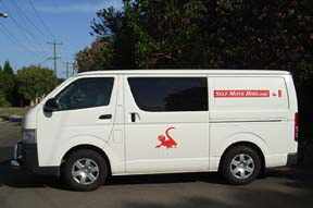 Van Hire Perth, Adelaide, Melbourne, Sydney, Newcastle, Canberra, Brisbane and Gold Coast